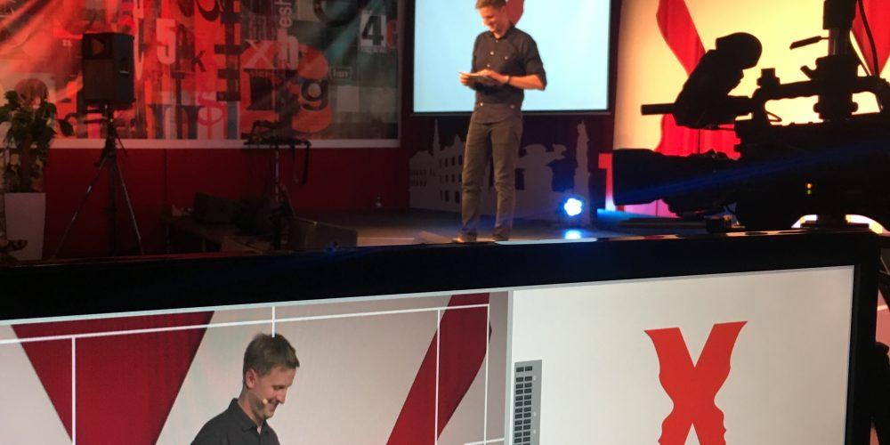 TEDxKlagenfurt – Videoproduktion/Veranstaltungstechnik