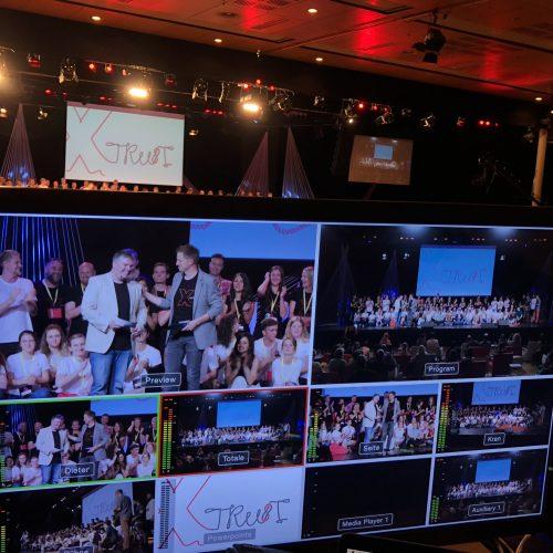 TEDxKlagenfurt – Videoproduktion/Livestream