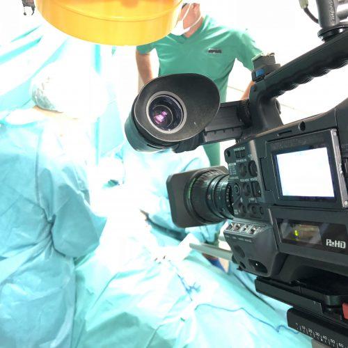 Operationen – Videoproduktion/Livestream