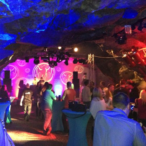 The Cave Circus – Promotion