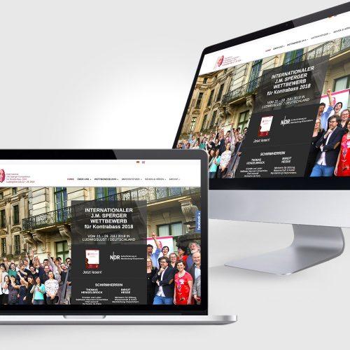 int. J.M. Sperger Gesellschaft – Website
